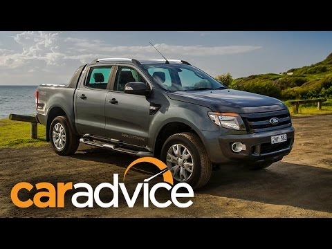 ford ranger wildtrak review 2015 youtube. Black Bedroom Furniture Sets. Home Design Ideas