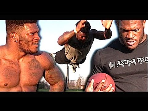 WOW !! Incredible Athlete | 🔥 Kurt Scoby - Azusa Pacific University - 'College Football Grind'