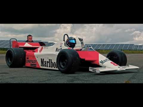 Niki Lauda's 1982 McLaren MP4/1B-6 (M10) - Available at Fiskens