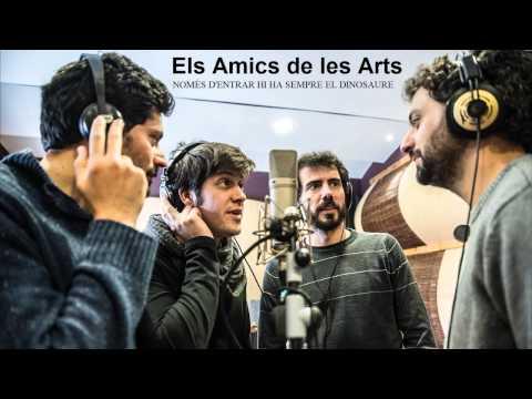 Els Amics de les Arts  El mite de Prometeu acords i lletra