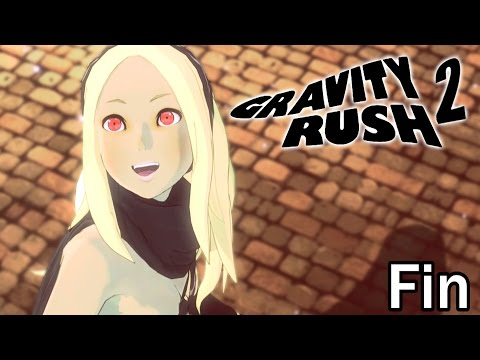 LE VOYAGE TOUCHE A SA FIN - Let's Play Gravity Rush 2 ( FR ) #FIN