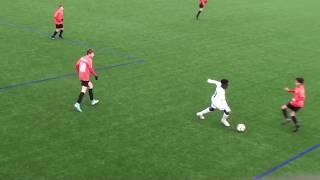 U13 Jhg2005 1. FSV Mainz 05 - SV Wehen Wiesbaden 3:3; LV im NLZ Mainz 10.02.2018