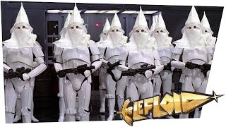 Star Wars 7 - Rassisten-Debatte // NASA entdeckt Alienstadt? [#LeNEWS]