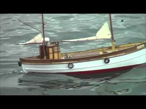 Τηλεκατευθυνόμενο σκάφος Αγ. Νικόλαος στο Σ.Ε.Φ.