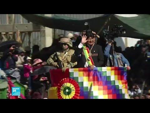 مادورو يصف استقالة رئيس بوليفيا إيفو موراليس ب-الانقلاب-  - نشر قبل 31 دقيقة