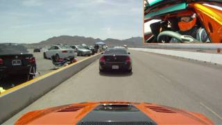 mfest 2010 las vegas motor speedway the hpf bmw m3 turbo experience stage 3