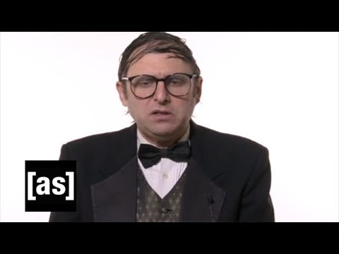 Neil Hamburger | Think Talk | Adult Swim