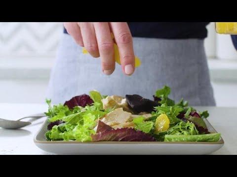 Asian Chicken Salad | recipe by chef Julia Nordgren, M.D.
