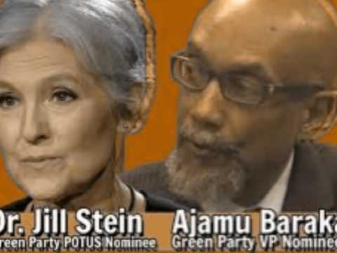 DR Jill Stein Green Party activist
