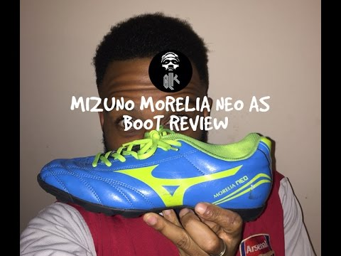 the latest 6fd20 e3bbd Mizuno Morelia Neo Classic AS Boot Review | FOOTBALL IS LIFE!