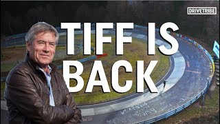 Tiff Needell gives us a walk-around of the Nürburgring!