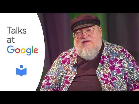 George R.R. Martin   Talks at Google