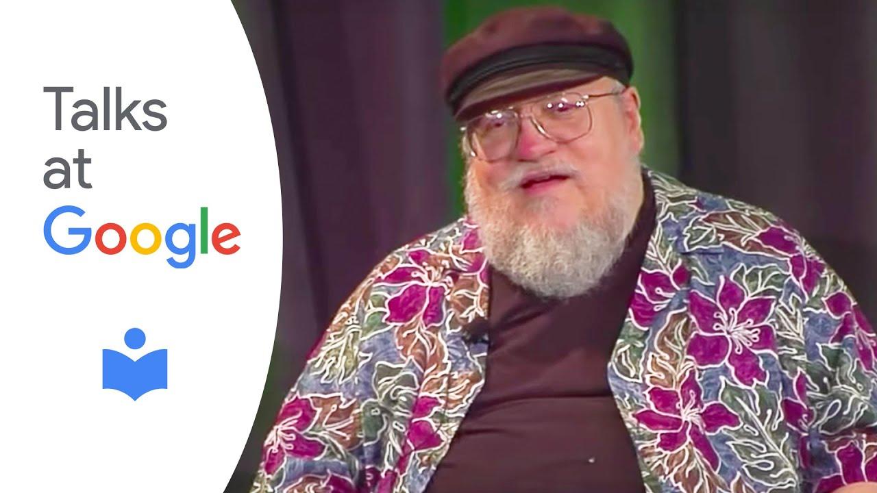 George R.R. Martin | Talks at Google