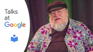 "Authors@google: George R.R. Martin talks about ""Dance With Dragons"""