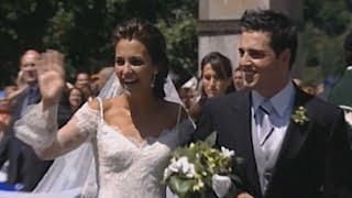11 años de la boda de Bustamante y Echevarría