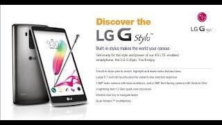 MetroPCS LG G Stylo Coming Soon