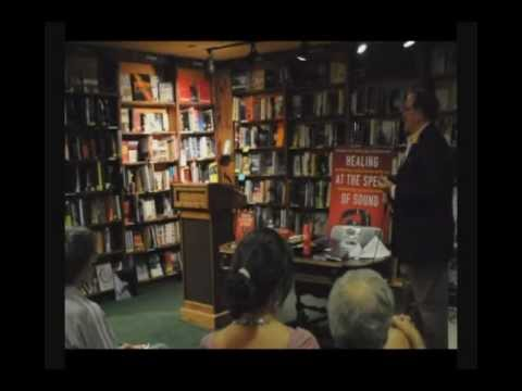 Don Campbell-Tattered Cover book signing, Denver, CO