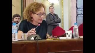 Debate estado del municipio Murcia. Réplica de Alicia Morales