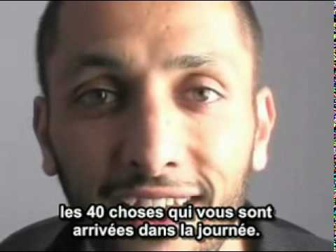 French- Distractions During Salat (Prayer)- Video Blog #6: