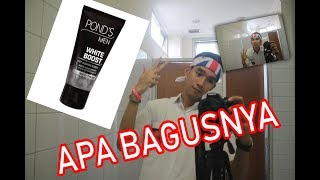 Download Video Review Ponds Men White Boost Face Scrub-- Bagus ga sih.... MP3 3GP MP4