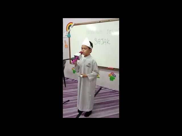 JS012 : Sumpah Anak Merdeka (Muhammad Eyzuddeen Bin Harun Narresat)