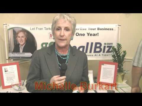 Michelle Burkart of Th!nkbusiness | Get Clients No...