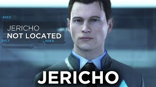Detroit Become Human - JERICHO SAVED (Connor Never Finds Jericho)