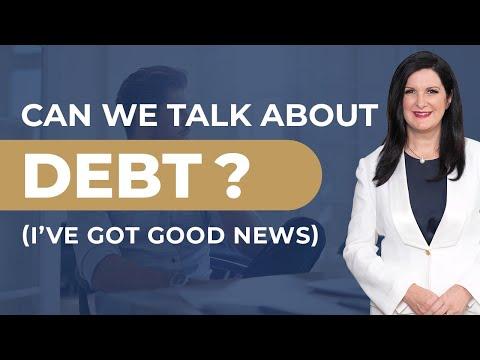 Can We Talk About Debt? (I've Got Good News) - Dominique Grubisa   DG Institute