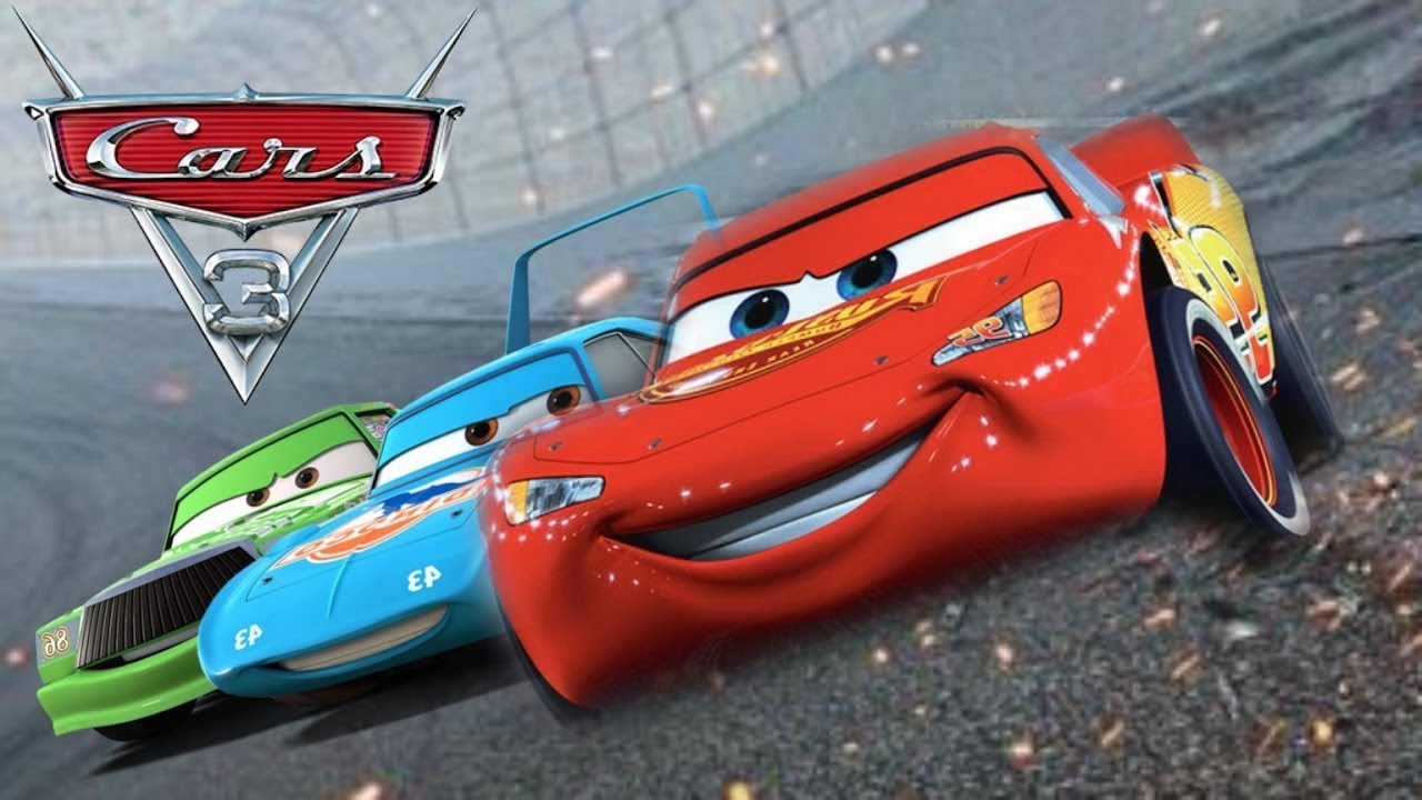 Cars 3 Película comp