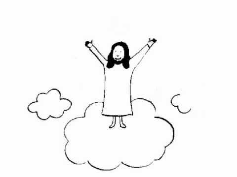 Shine Bible Cartoon Tutorials  JESUS Ascended to Heavenwmv