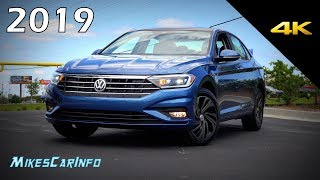 2019 Volkswagen Jetta 1.4T SEL Premium - Ultimate In-Depth Look in 4K