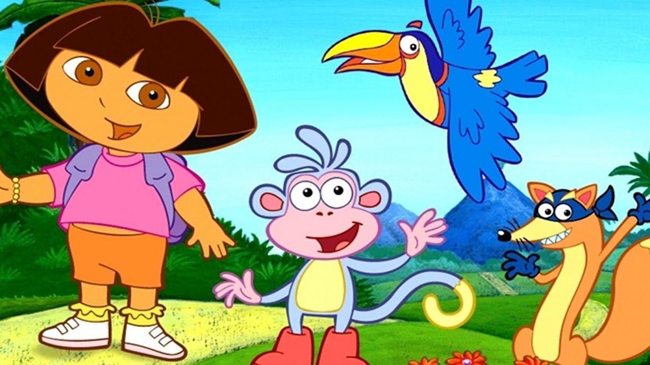 Dora La Exploradora Español