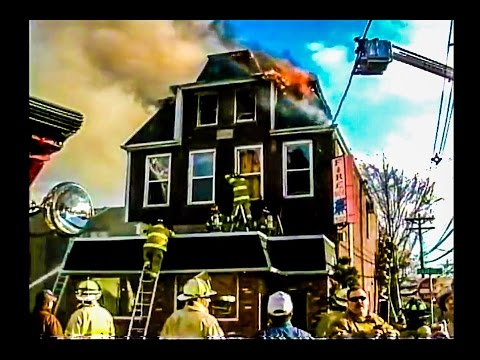 Garfield Nj Fire Department Christmas Parade Youtube