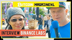 Interview BINANCE LABS about Investments, Incubation and Fellowship Program || BitcoinMagazine NL