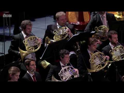 Barenboim Conducts the West Eastern Divan Orchestra in WAGNER