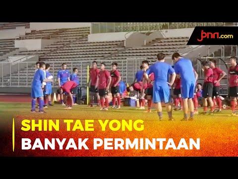 Semua Permintaan Shin Tae Yong ke PSSI Disanggupi Iwan Bule
