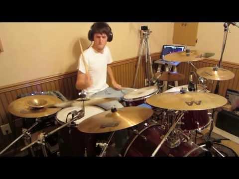 Hoobastank - Finally Awake (Drum Cover HD)