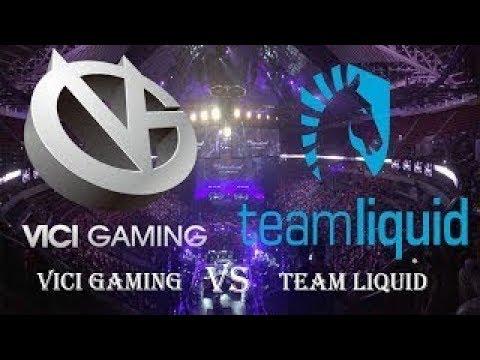 LIQUID vs VICI G Bo3