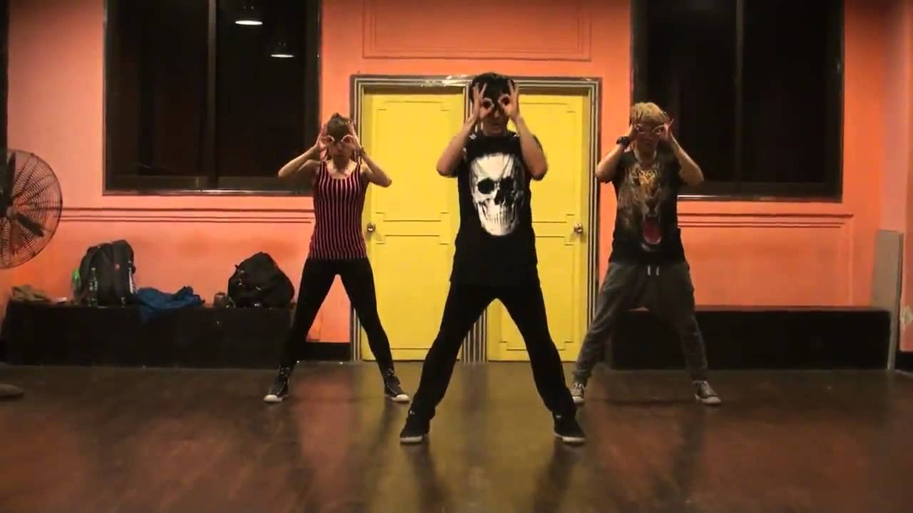 為愛啟程 愛注意 舞蹈示範影片 鏡像 - YouTube