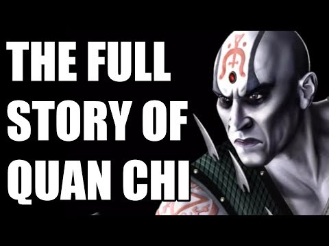 The Full Story of Quan Chi - Before You Play Mortal Kombat 11