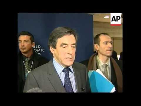 Fillon comments on Societe Generale fraud