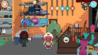 Toca Life: City Educational Game for Kids