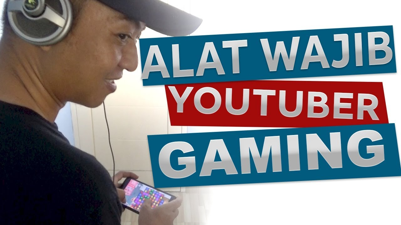 Cara Menjadi Youtuber Gaming Di Android Youtube