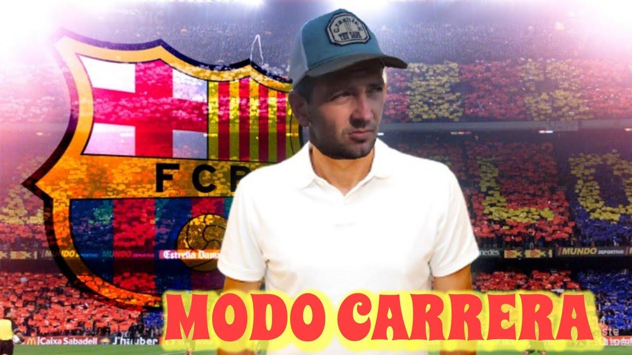 Nuevo Barcelona EN FIFA..Hay que cambiar cosas!!