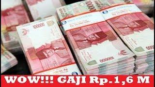 WOW...!!! 10 Profesi dengan GAJI TERBESAR di Indonesia - Ada yang Gajinya 1,6 M
