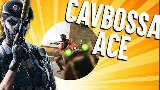 ROAMING CAVEIRA ACE! | RAINBOW SIX: SIEGE