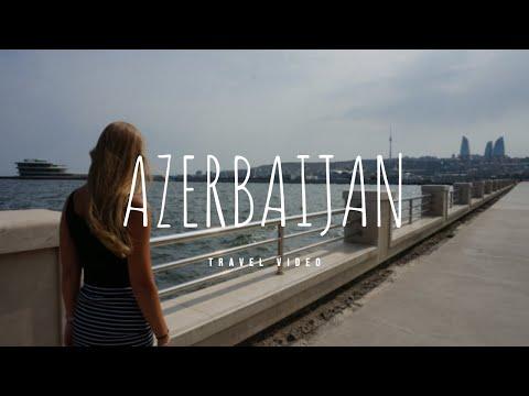 Azerbaijan, Baku 2018 Travel Video 4K | Gence | Qabala | Gobustan