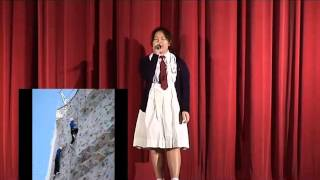 Publication Date: 2015-06-17 | Video Title: 1415  明愛莊月明中學家教晚會 - 歌唱表演