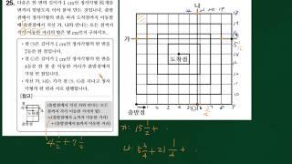 HME수학경시대회 기출문제 문제풀이 초4 25번문제