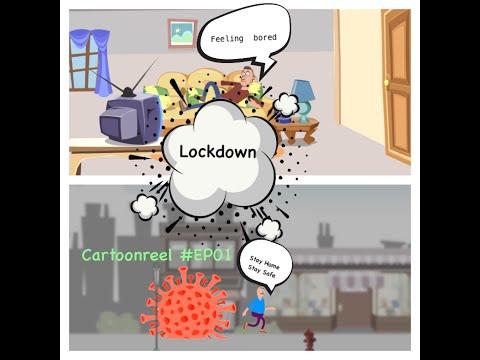 Lockdown Recap Video|| Episode 01 || By Cartoon-Reels